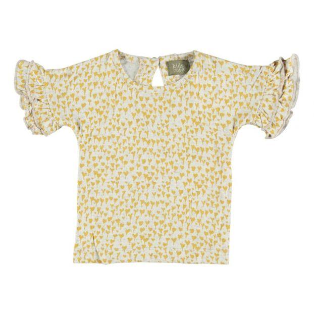 9ba0f43d0208 Senna blouse Yellow Kidscase Fashion Baby