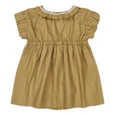 product-Caramel Cyclamen baby dress
