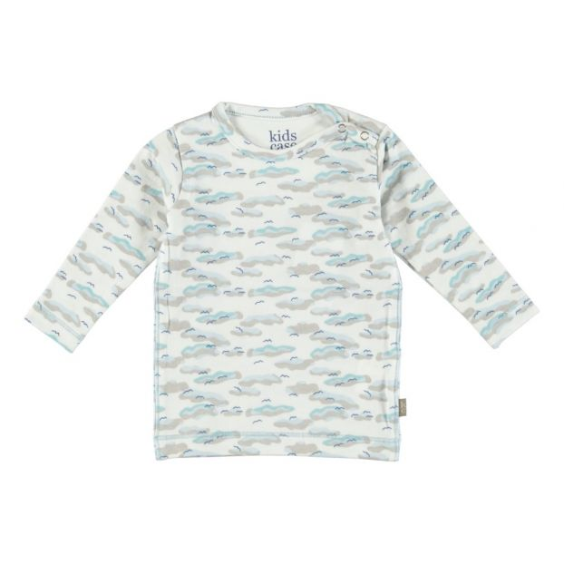 b5fd108e8930 Philly organic cotton T-shirt Blue Kidscase Fashion Baby