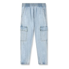 product-Finger in the nose Storm elasticated jeans