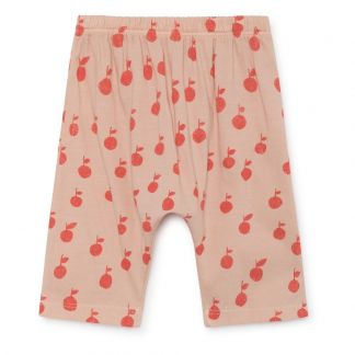 7d9cf182e07bd Bobo Choses Pantalon Sarouel Coton Lin Pommes-listing