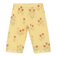 product-Bobo Choses Pantalon Droit Coton Lin Tulipes