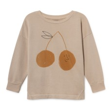 product-Bobo Choses Sweat Coton Bio Cerises