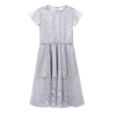 product-Stella McCartney Kids Starry Tulle Dress
