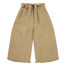 product-the new society Mia loose linen trousers