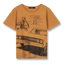 product-Finger in the nose Western Car T-shirt