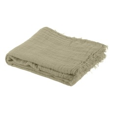 product-Linge Particulier Fringed Bedthrow