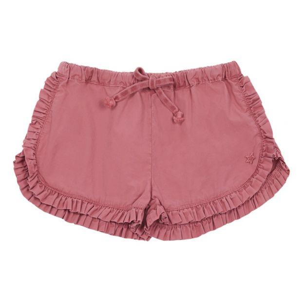 a1b84e8c8f40 Twill shorts Pink Tocoto Vintage Fashion Children
