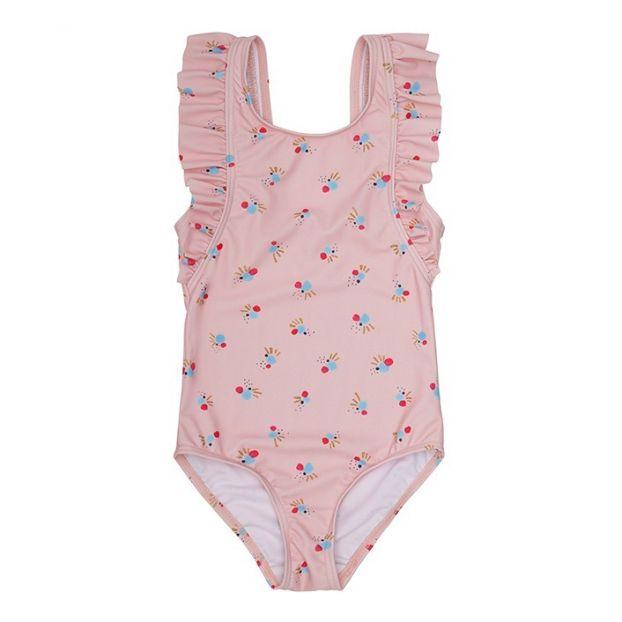 773bdb325dd Ana Cockatoo 1 piece swimsuit Pink Soft Gallery Fashion Children