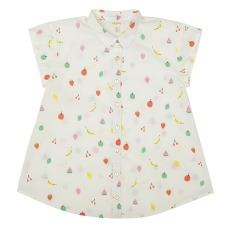 product-Soft Gallery Chemise Manches Courtes Diza Fruity