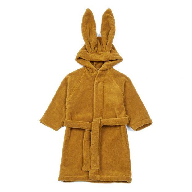 designer fashion new high fashion styles Peignoir enfant Terry en coton et modal