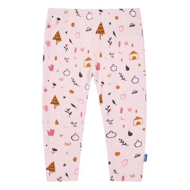 2dd9009e2 Organic Cotton Leggings Pale pink Imps & Elfs Fashion Baby