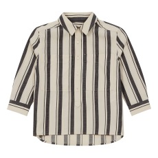 product-Burberry Carson striped shirt