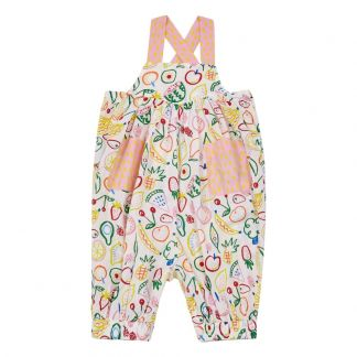 0d9d786a8eea4 Stella McCartney Kids Combishort Coton Bio Fruits-listing