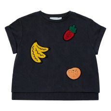 product-Stella McCartney Kids Camiseta Frutas