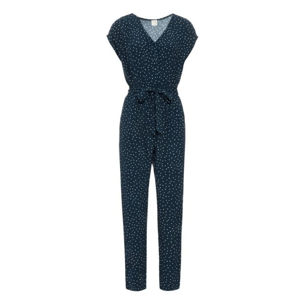 22708eddc033 Espoline Jumpsuit Blue Des petits hauts Fashion Adult