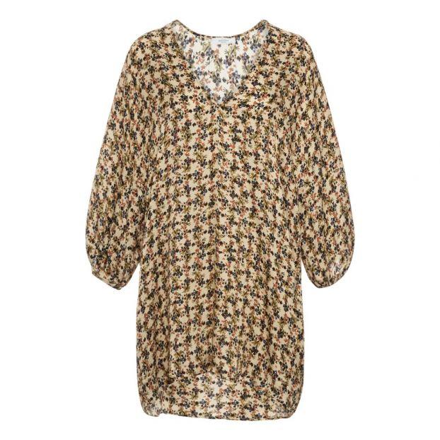 bce695645febc4 Kleid Villa Beige Roseanna Mode Erwachsene