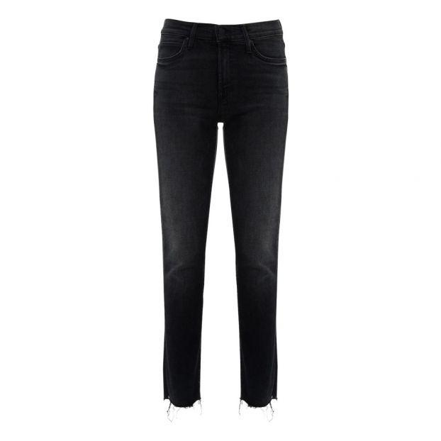1719507efa293 Rascal Ankle Snippet jeans Black Mother Fashion Adult