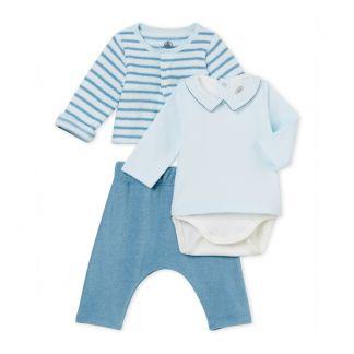 Petit Bateau  todas las prendas Petit Bateau para bebés y niños 42255a8d0b1