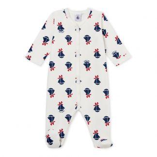 7fe546f5f06a0 Pyjamas avec pieds Bébé Fille. «