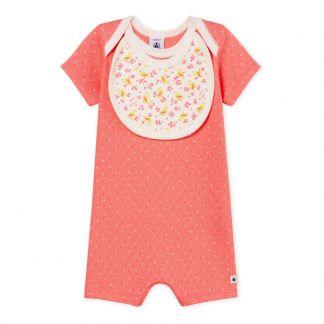 d821c71a682f Petit Bateau Biche pyjamas with removable bib-listing