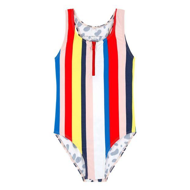2a734b0bc Anti-UV 1 piece swimsuit Red Stella McCartney Kids Fashion Teen ,