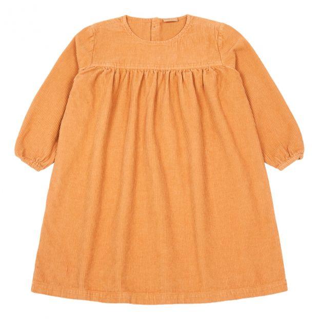 3a0ca1bf0058 Dress Mustard Maed For Mini Fashion Children