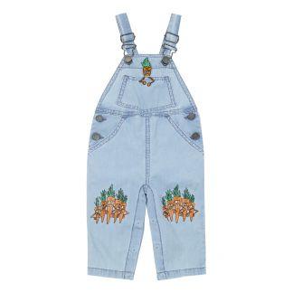 716c8c3429 Stella McCartney Kids Salopette Chambray Carrot Gang-listing