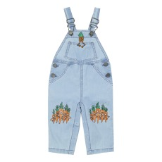 product-Stella McCartney Kids Salopette Chambray Carrot Gang