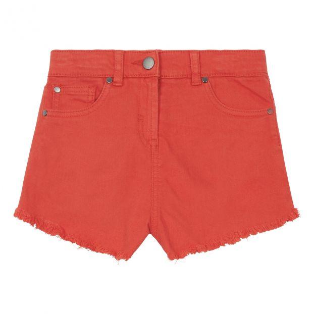 vaste sélection 2019 real grand choix de Short Taille Haute Rouge