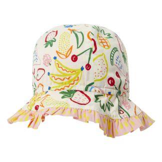 8df181a53e9 Stella McCartney Kids Fruit organic cotton hat-listing