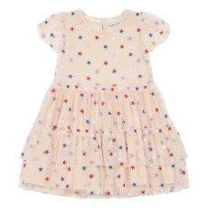product-Stella McCartney Kids Stars tulle dress