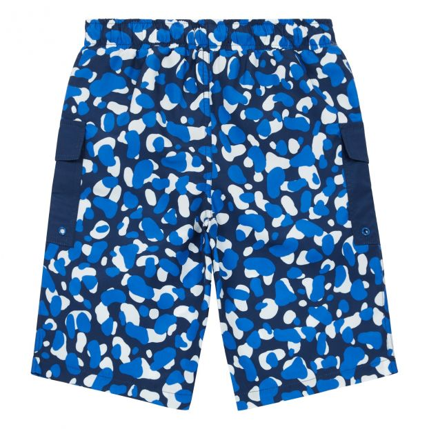 47a483a19e Camo swim shorts Blue Stella McCartney Kids Fashion Teen ,