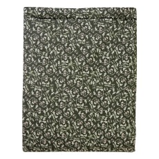 product-garbo&friends Floral Moss cotton percale plaid