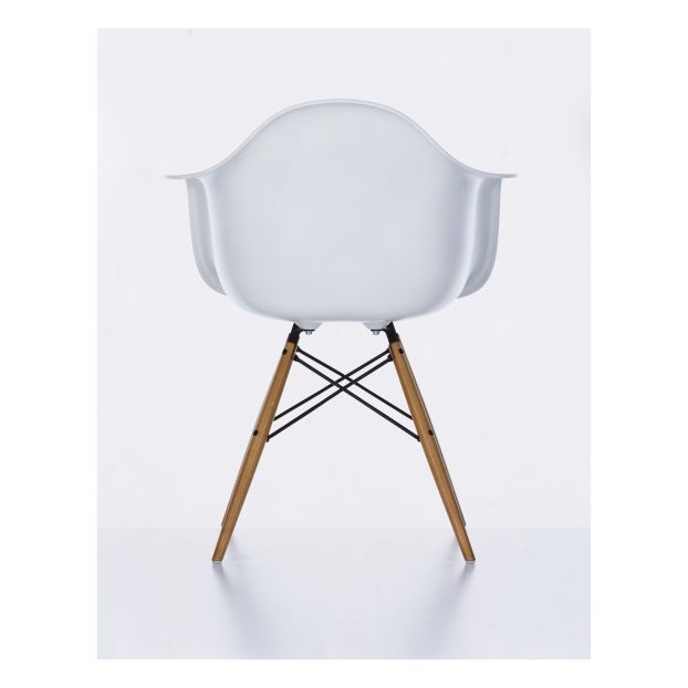 Prime Eames Daw Chair Charles Ray Eames 1950 Black Vitra Design Ocoug Best Dining Table And Chair Ideas Images Ocougorg