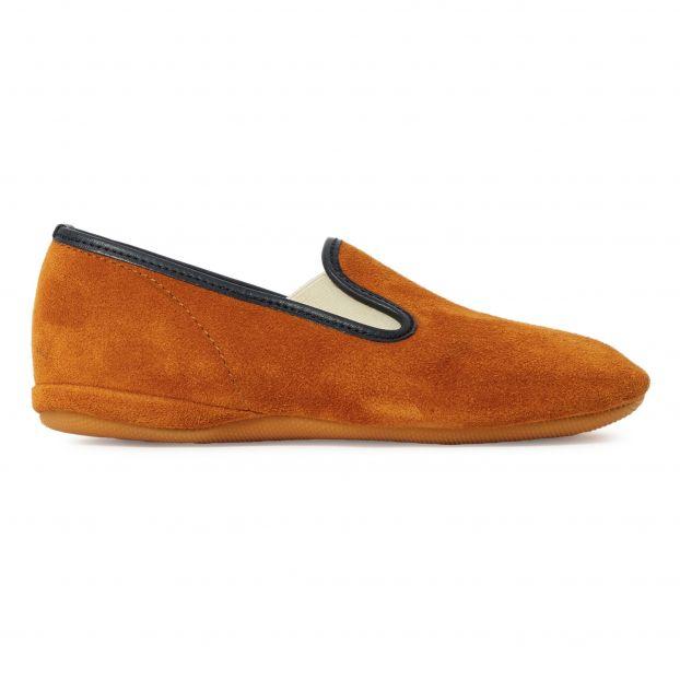 3c6e8684f8 Pantofole elastiche Ocra Gallucci Scarpe Bebè , Bambino