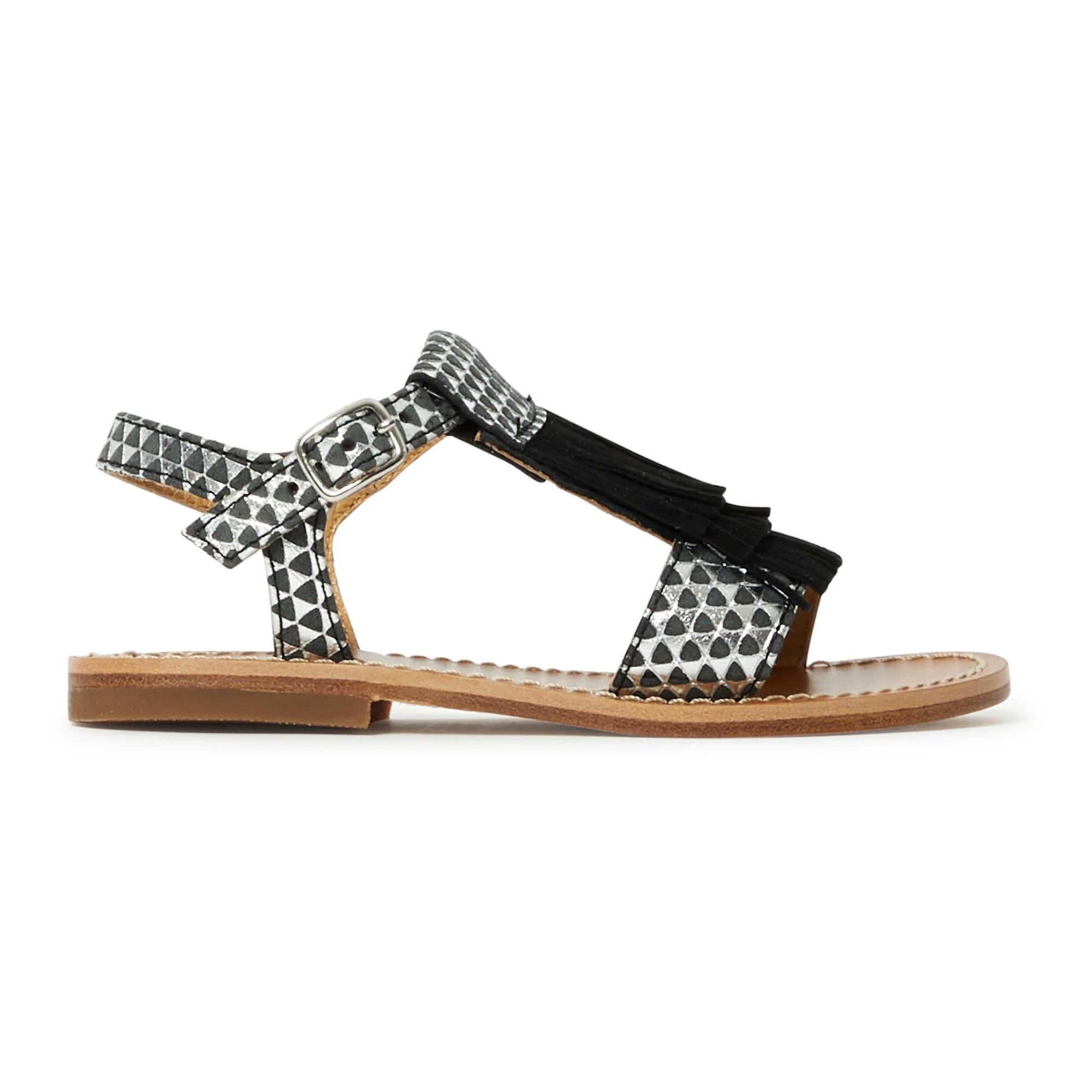 Sandales Franges