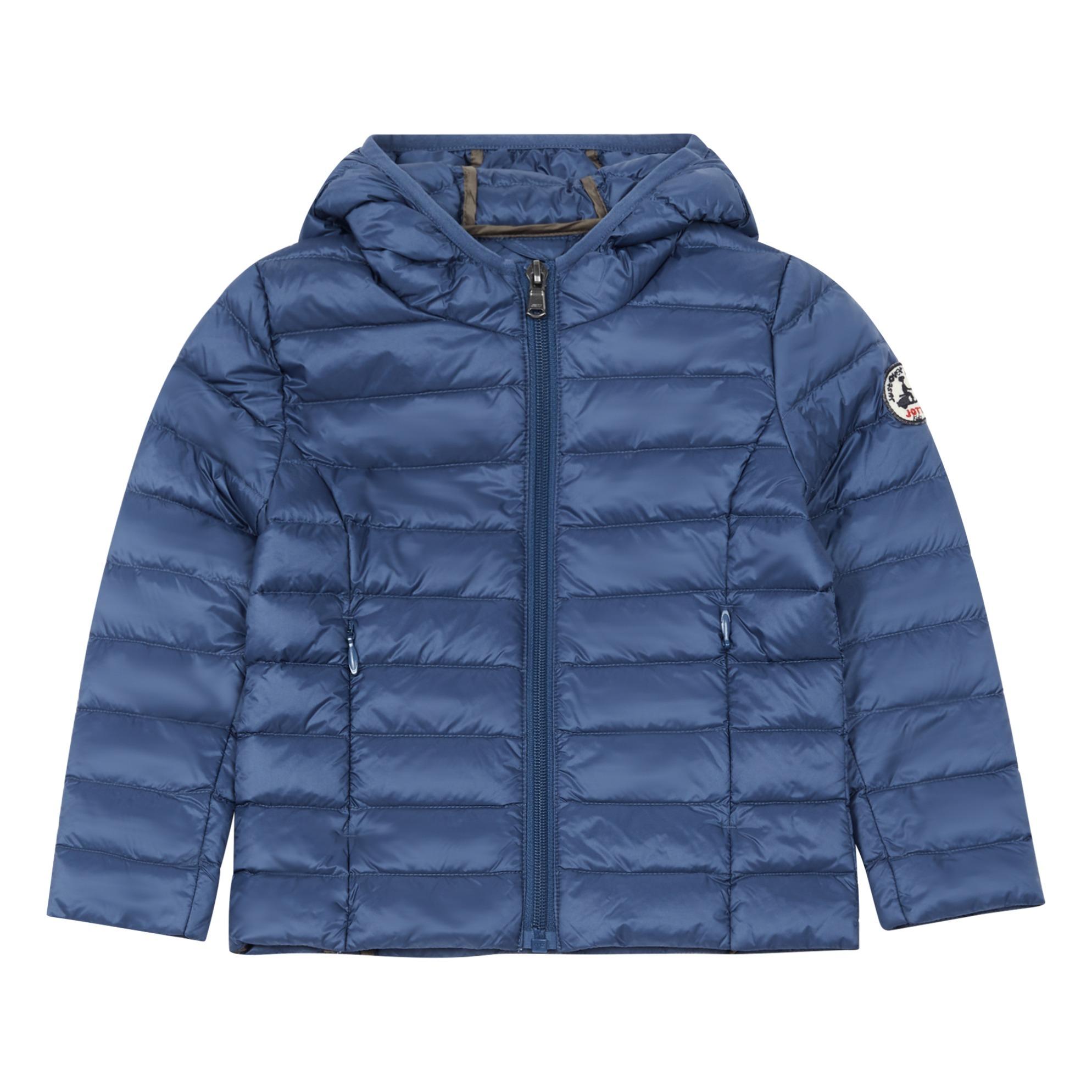 Doudoune Carla Denim blue Jott Fashion Teen , Children. «