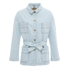product-Sessun Clark's Denim Jacket