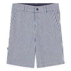 product-Stella McCartney Kids Striped bermuda shorts