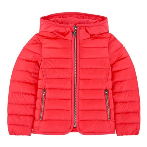 c0ee136e4 Takaroa puffer jacket Red