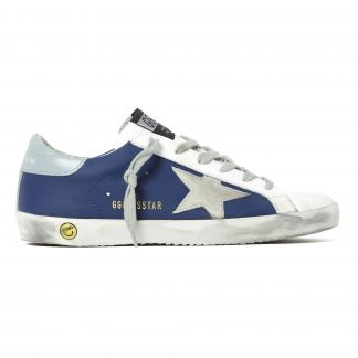 free shipping 4bf45 222d5 Golden Goose Deluxe Brand Superstar Leather Trainers-listing