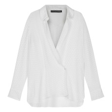 product-Alexa Chung Crossover blouse