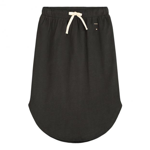 Jupe Longue Coton Bio Noir Gray Label Mode Enfant ff4502139e7