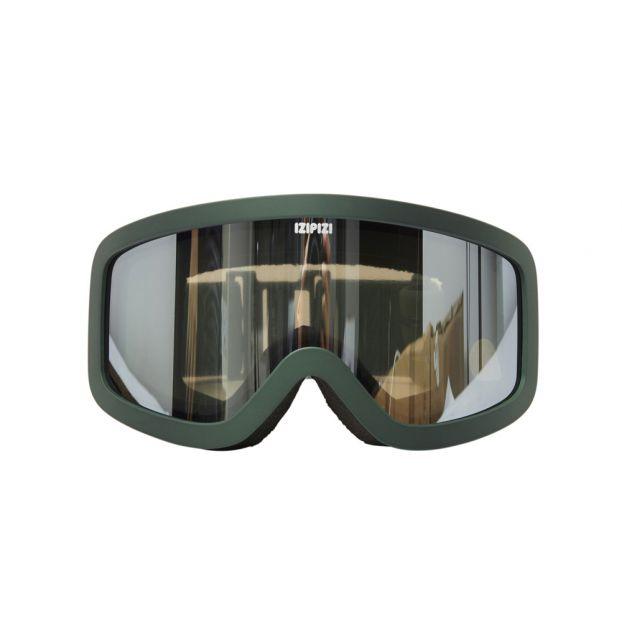 e38f6e126aa6 Ski Goggles Khaki IZIPIZI Fashion Teen