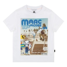 product-Little Marc Jacobs Skate T-shirt