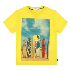 product-Little Marc Jacobs Camiseta Mister Surf