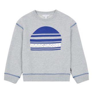 7799d392bb74 Little Marc Jacobs Felt sweatshirt-listing