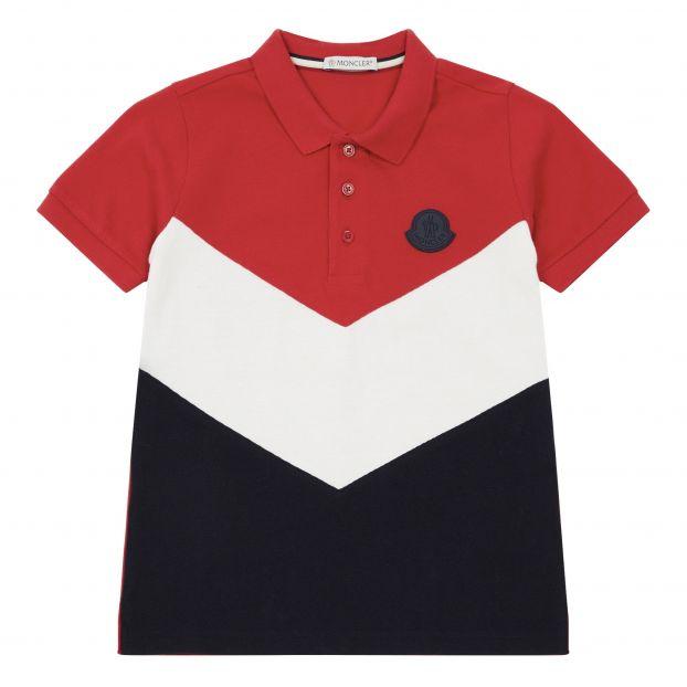 108155fcd Maglia Polo Shirt Red