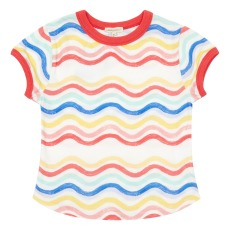 product-Hundred Pieces T-shirt Waves